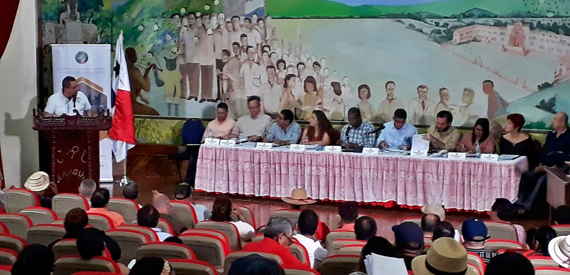 AEVE se manifiesta a los cambios a la Constitución Política de Panamá