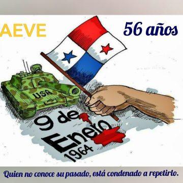 AEVE. 56 años de la Gesta Heroica del 9 de enero de 1964