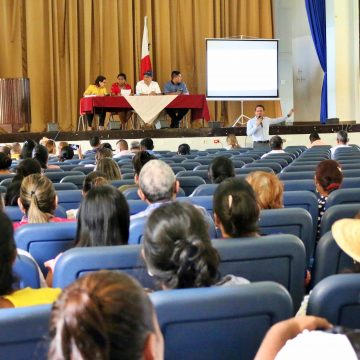 Asamblea Pedagógica (Info Video)