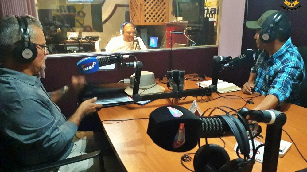 Programa de Radio # 9 / 2020: AEVE, activa y beligerante