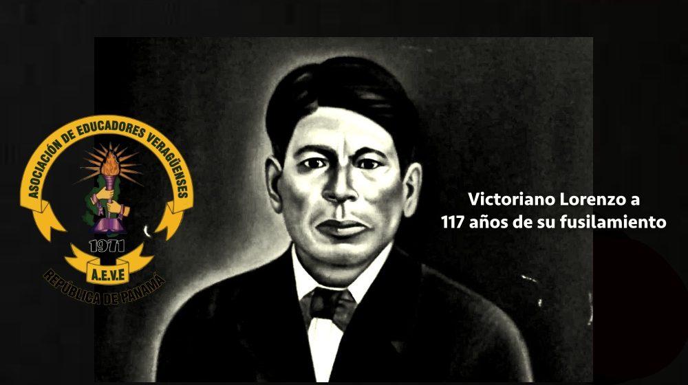 Victoriano Lorenzo. 117 años de su fusilamiento (Versos)