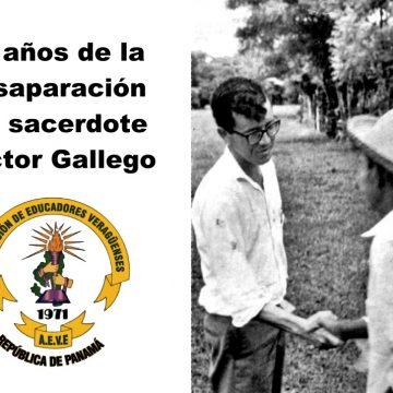 Héctor Gallego. A 49 años de la desaparición física, el legado sigue vigente…