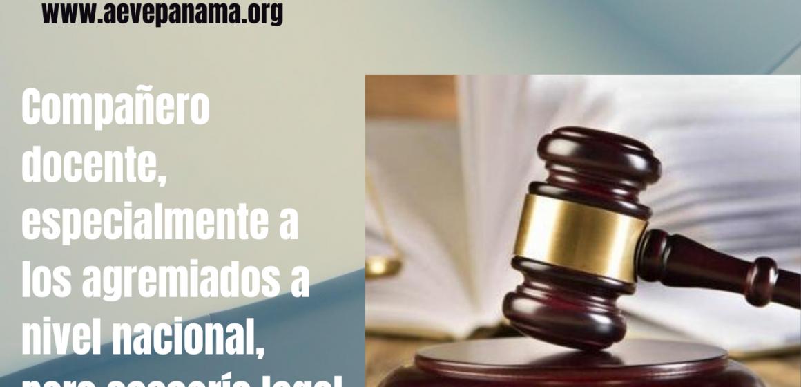 Asesoría Legal de AEVE