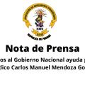 Nota de Prensa. Exigimos al Gobierno Nacional ayuda para el médico Carlos Manuel Mendoza Gobea