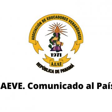 AEVE. Comunicado al País