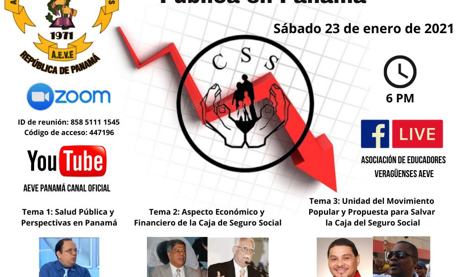 Foro: Derecho a la Salud Pública en Panamá